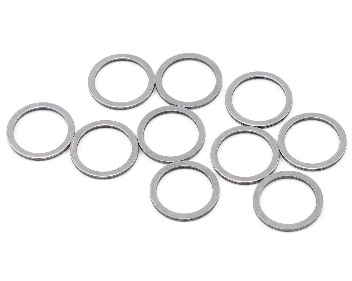 XRAY RX8 12x15x1mm Flat Washer Set (10)