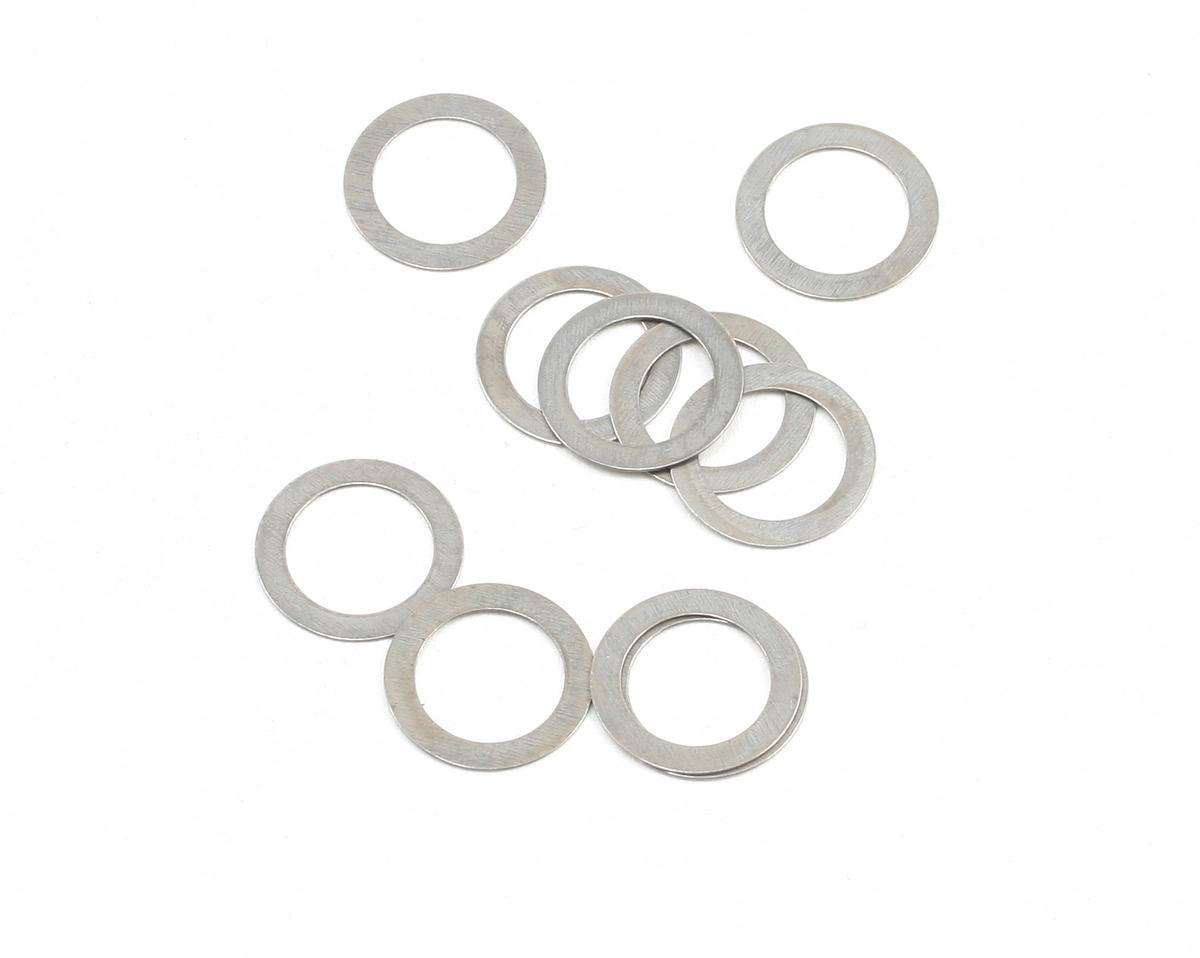 XRAY XB9E 7x10x0.2mm Washer (10)
