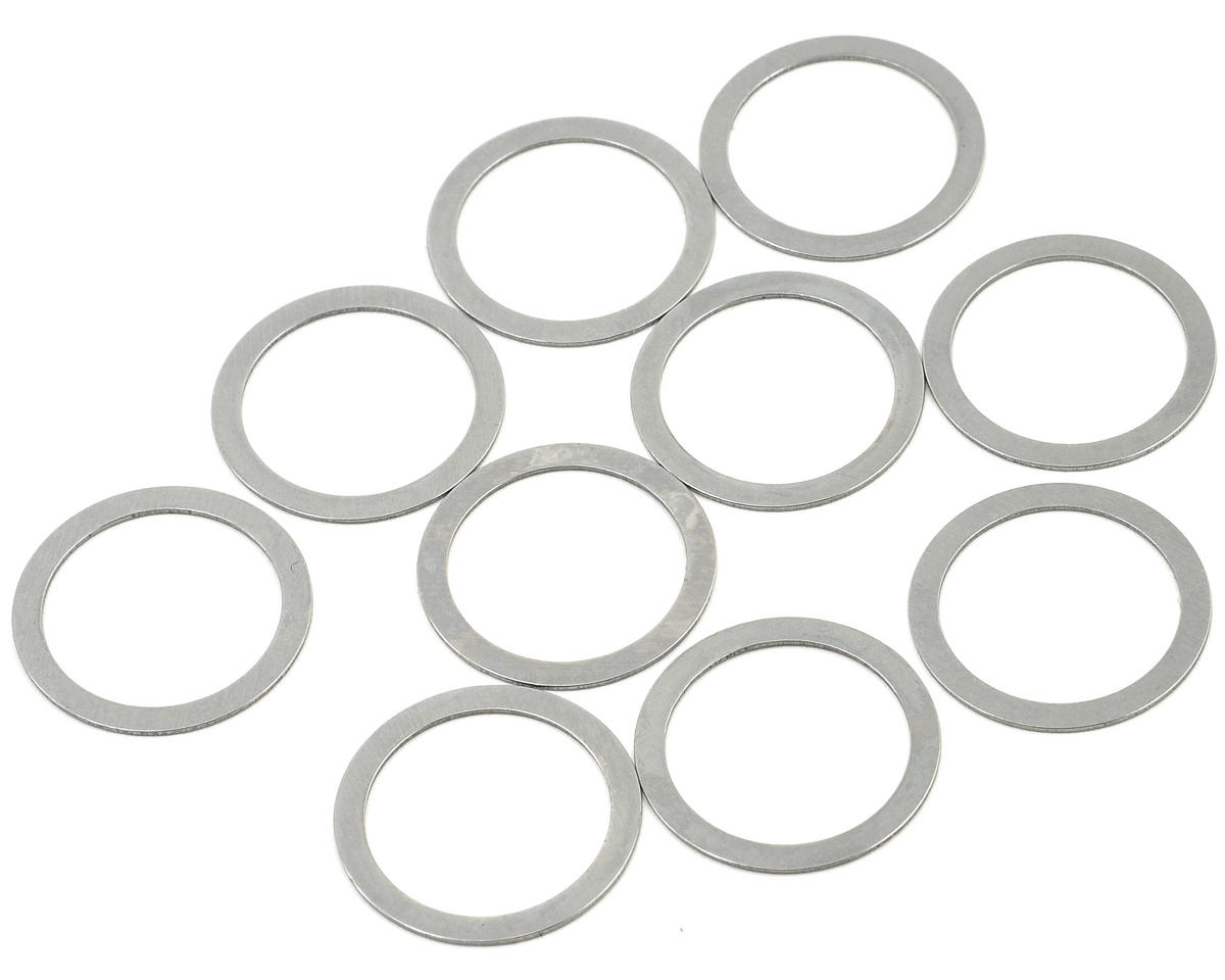 XRAY 16x20x0.5mm Washer Set (10)