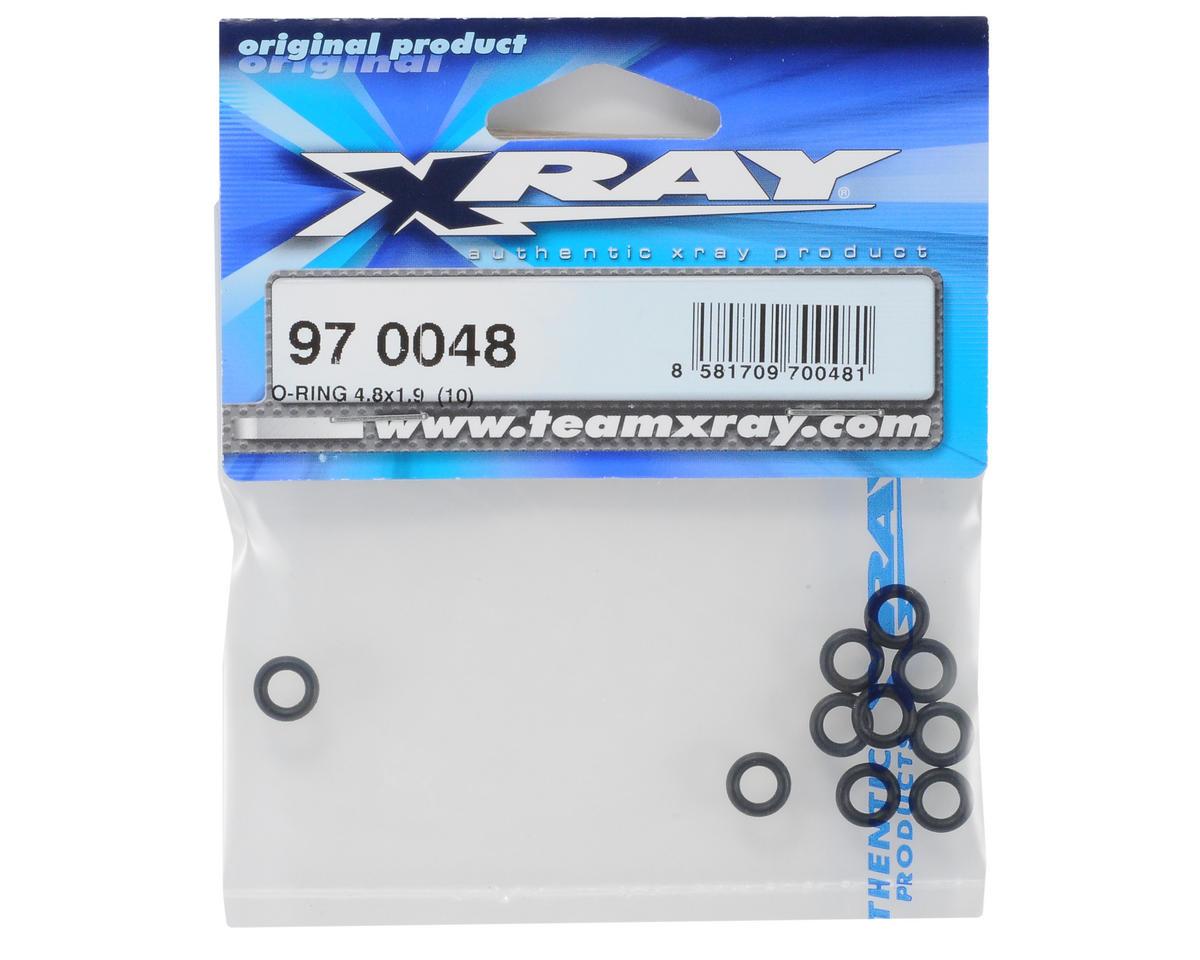XRAY 4.8x1.9mm O-Ring (10)