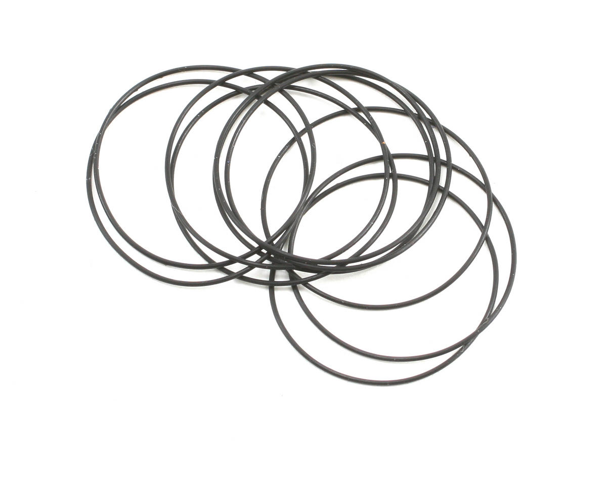 XRAY T2 008 24x0.7mm Silicone O-Ring (10)