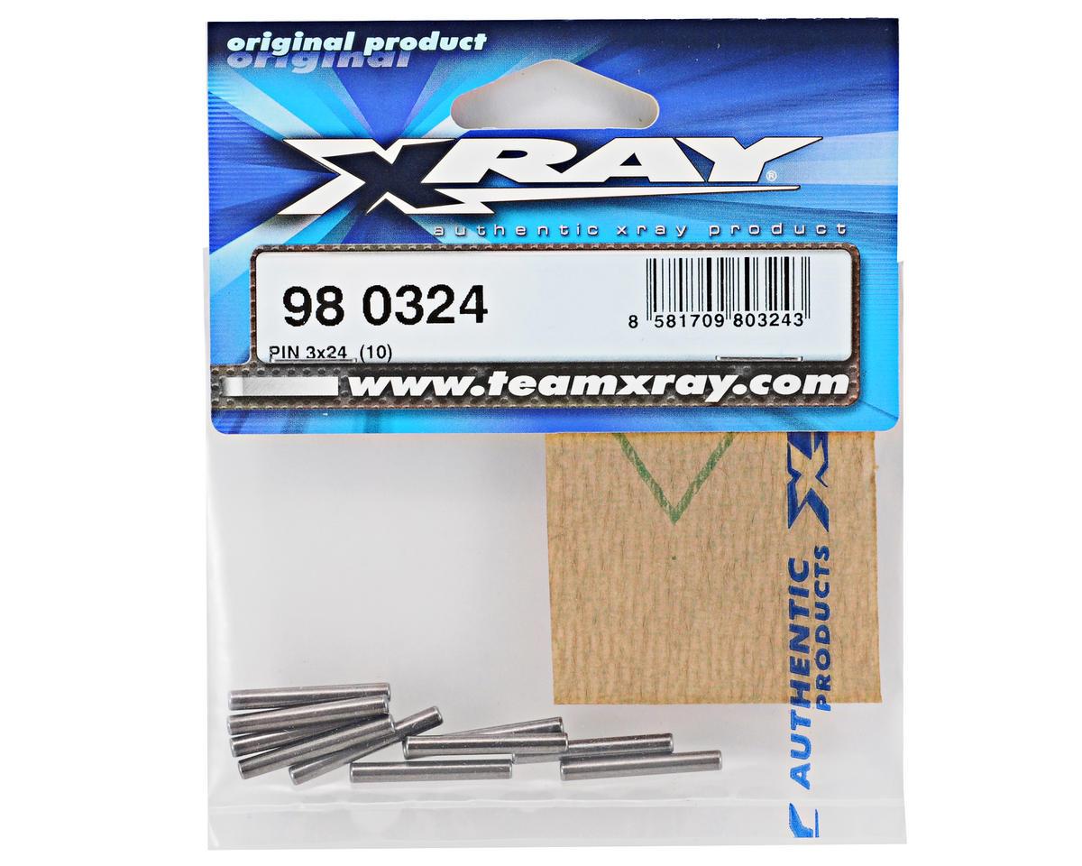 XRAY 3x24mm Pin (10)