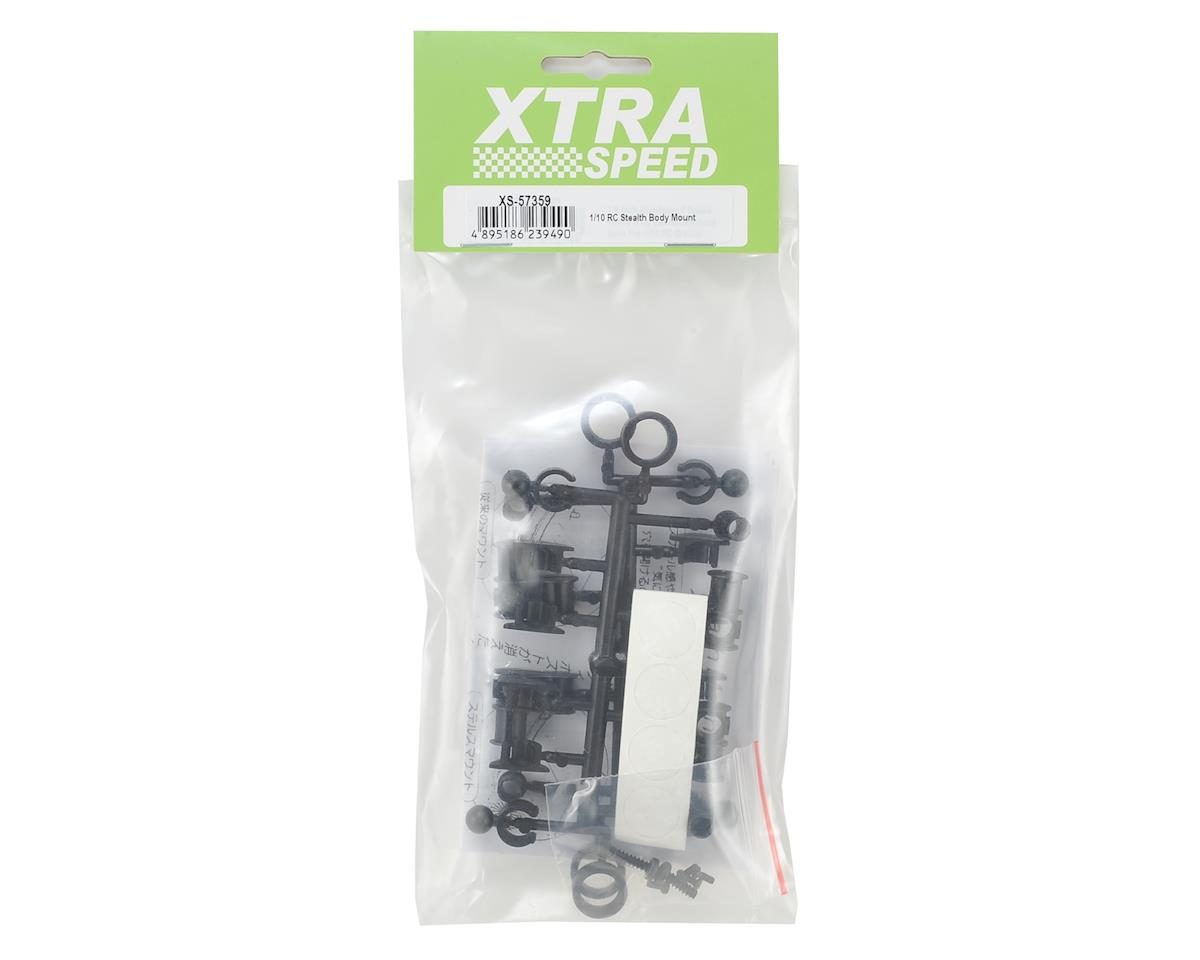 Xtra Speed 1/10 RC Stealth Body Mount
