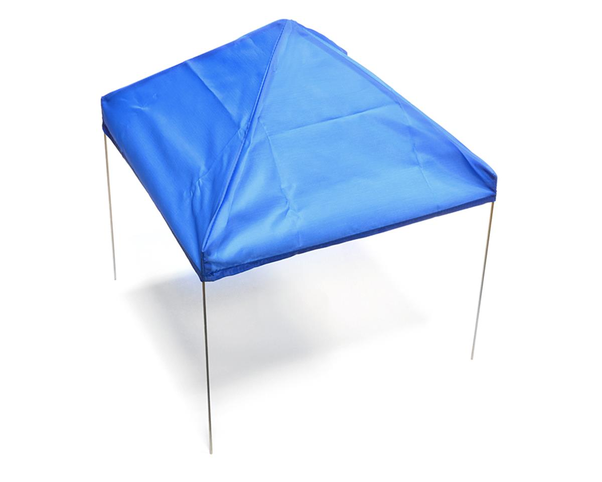 Xtra Speed 1/10 Scale Fabric Canopy Pit Tent (Blue)