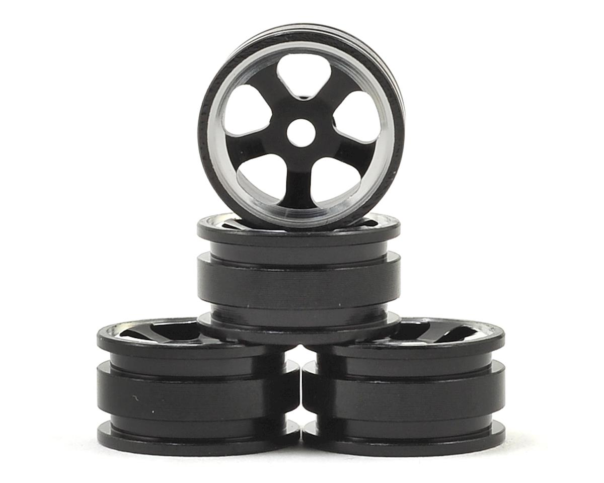 Orlandoo Hunter Aluminum 5 Spoke Beadlock Wheel (4) (35P01/35A01) by Xtra Speed