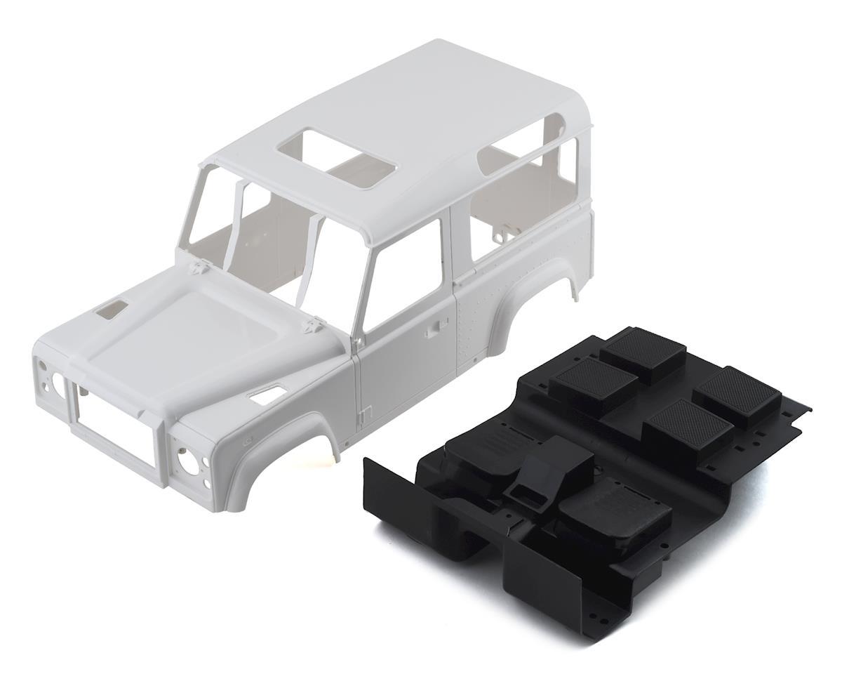 Xtra Speed D90 Defender Complete Plastic Hard Body Kit
