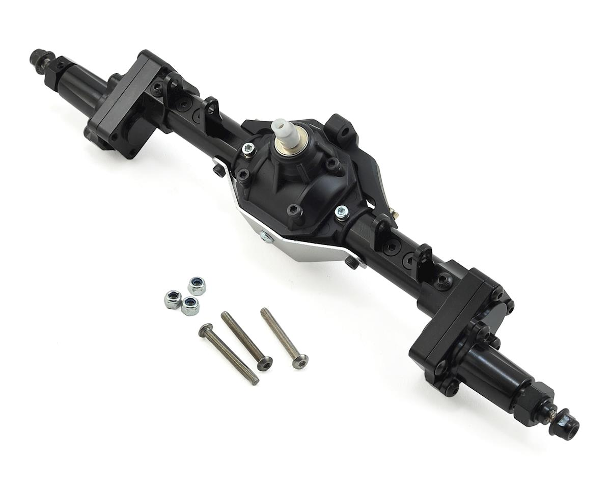 Xtra Speed Complete Aluminum Hi-Lift Rear Portal Axle Set (Vaterra Ascender)