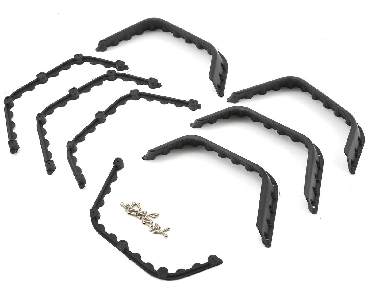 SCX10 Fender Flare Set by Xtra Speed