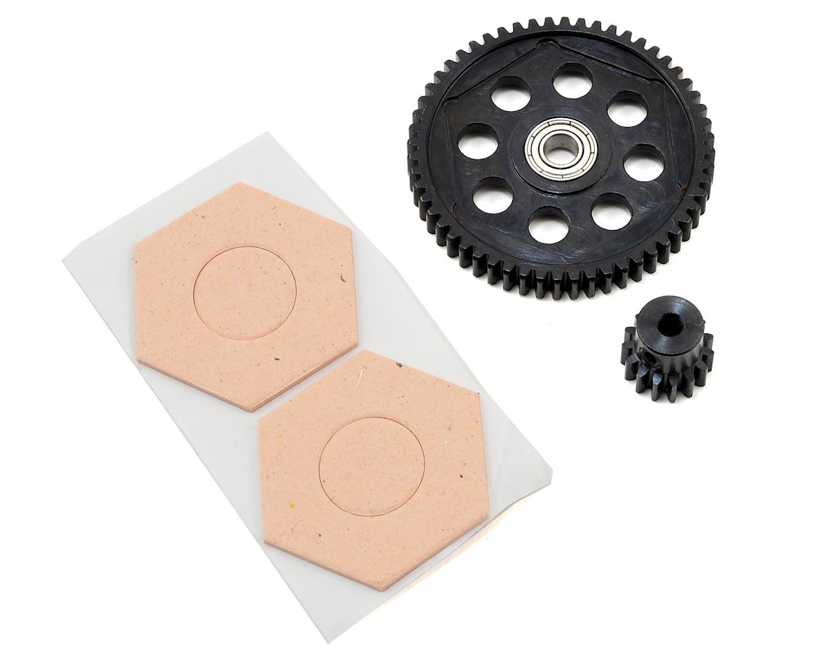 Xtra Speed SCX10 II HD Steel Spur Gear (56T/15T)