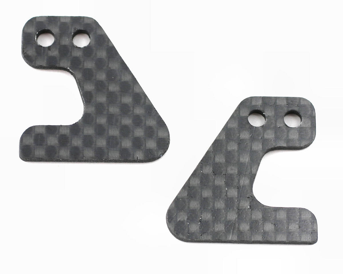 Xtreme Racing Mugen MBX5 Carbon Fiber Rear Wheel Scraper (2)