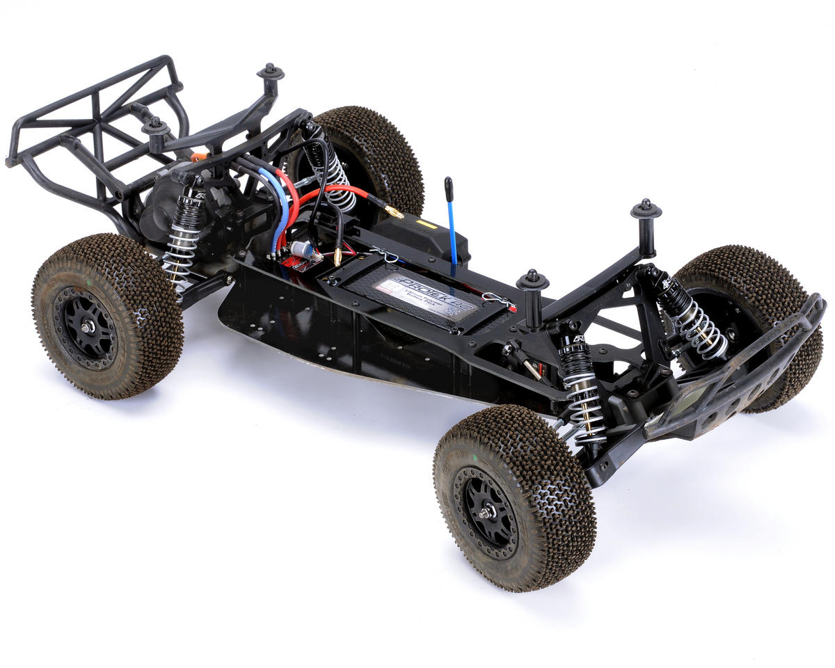 Xtreme Racing Traxxas Rustler/Slash LCG 2.5mm G-10 Chassis (Black)