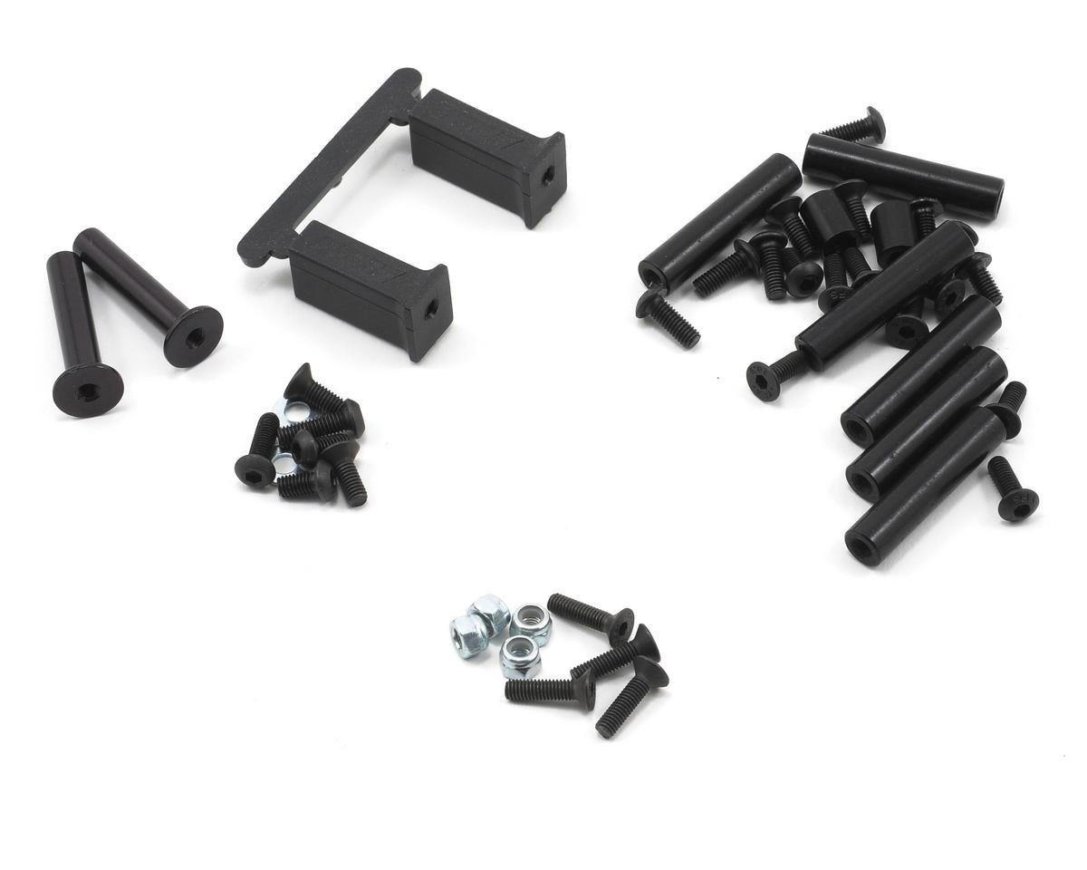 Xtreme Racing Traxxas Rustler/Slash LTO 2.5mm G-10 Chassis (Black)