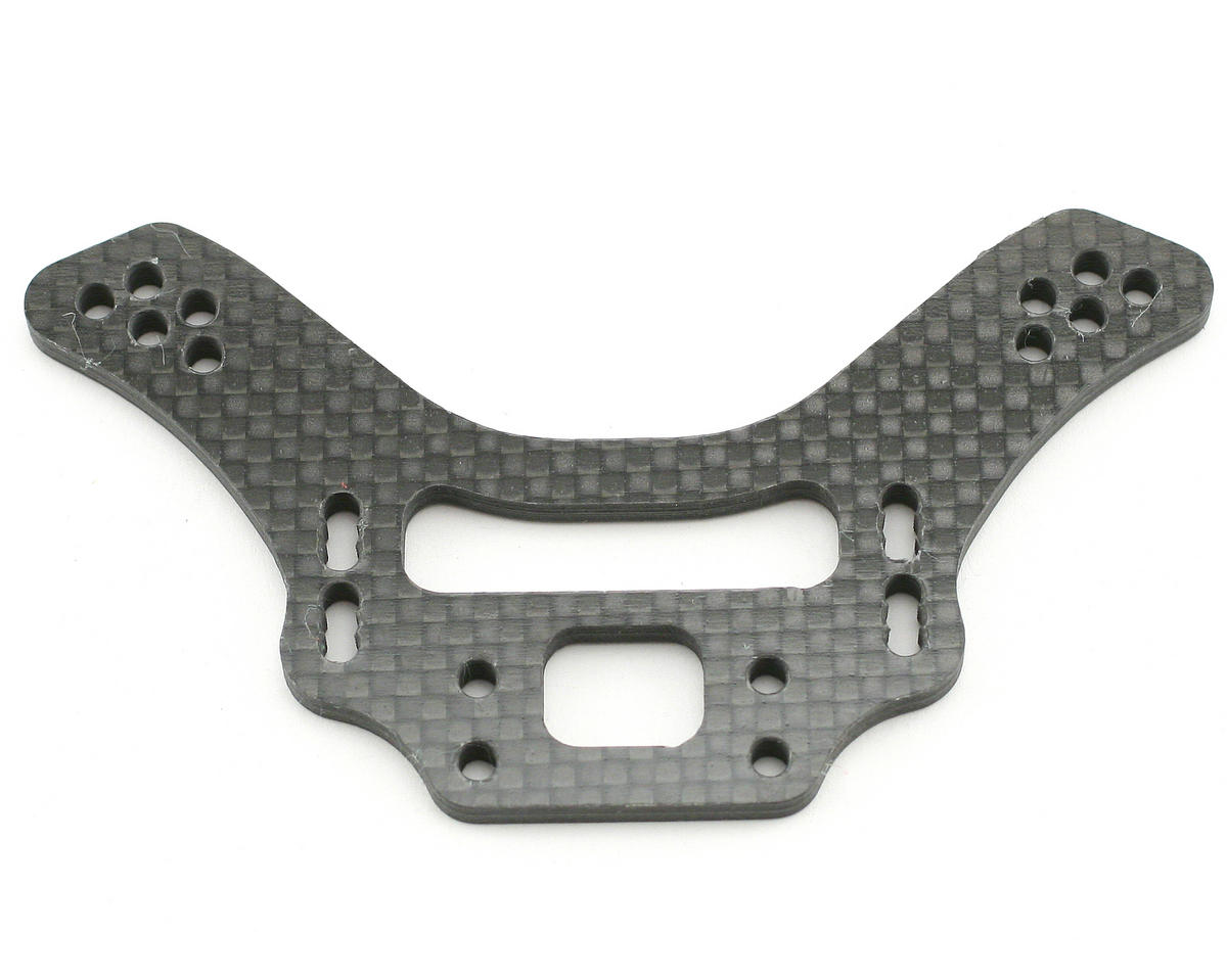 Xtreme Racing Kyosho Lazer Thick Carbon Fiber Rear Shock Tower (4mm)