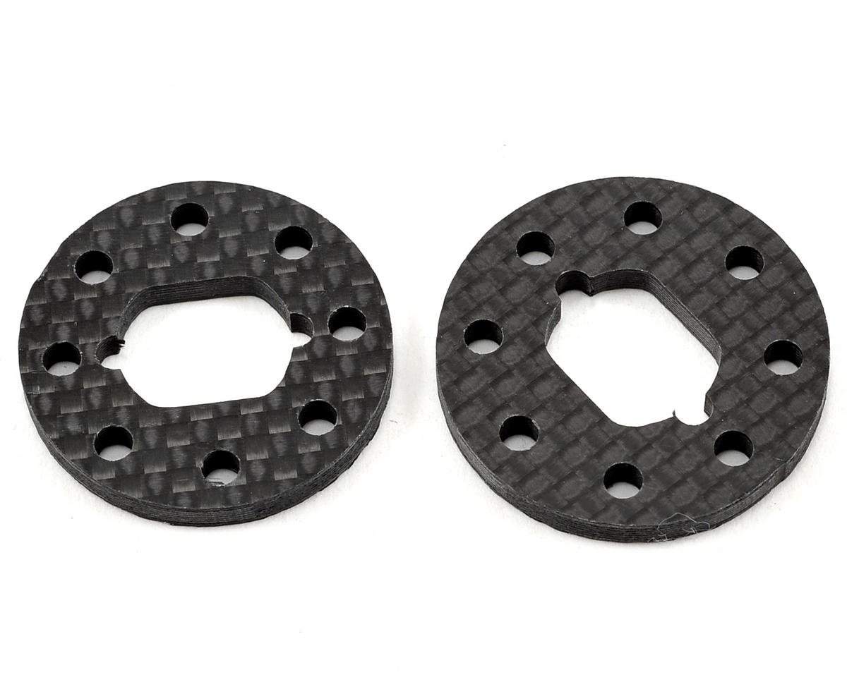 Team Losi 8Ight 3.0 Carbon Fiber Brake Disk (2)