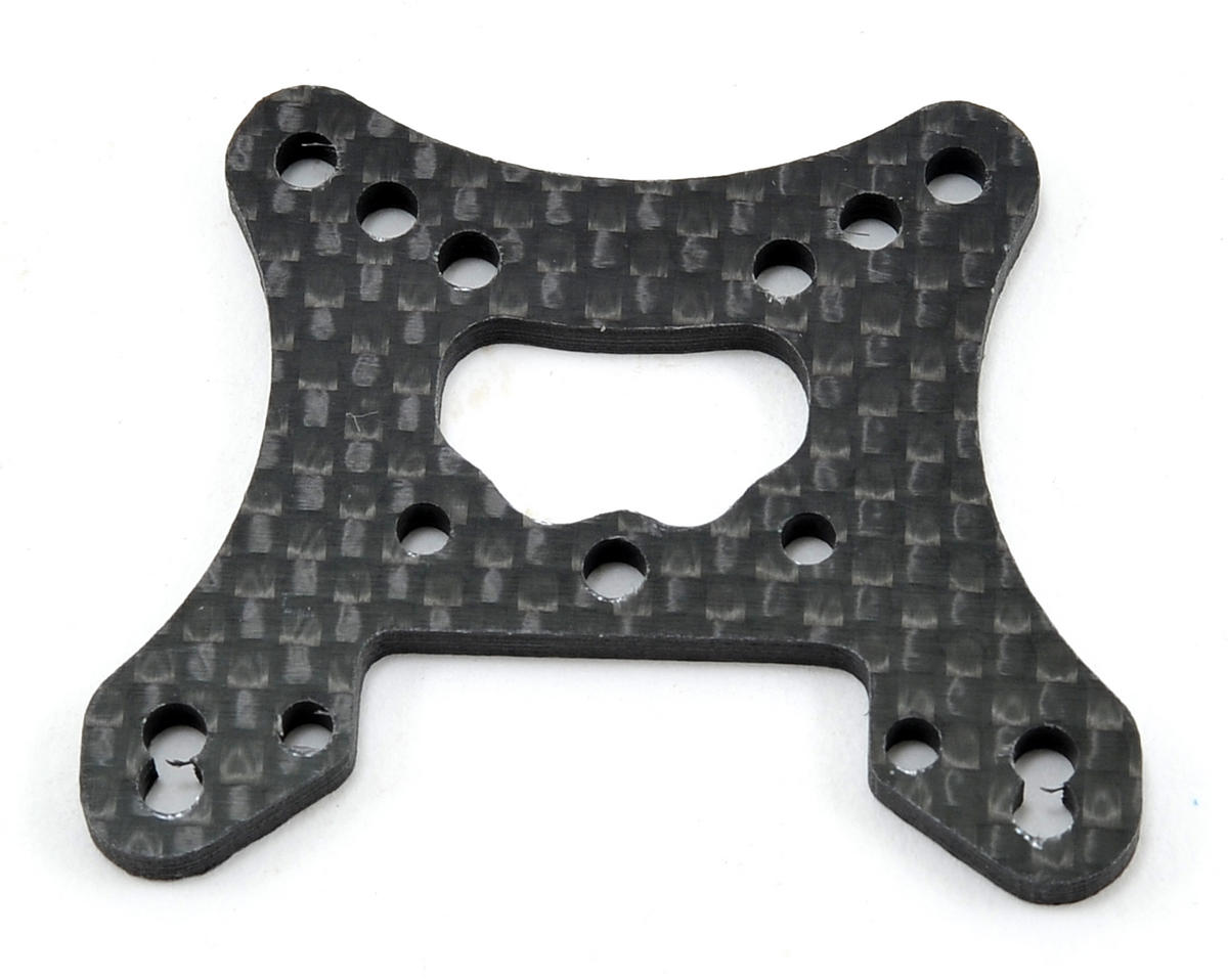3mm Carbon Fiber Front Shock Tower by Xtreme Racing