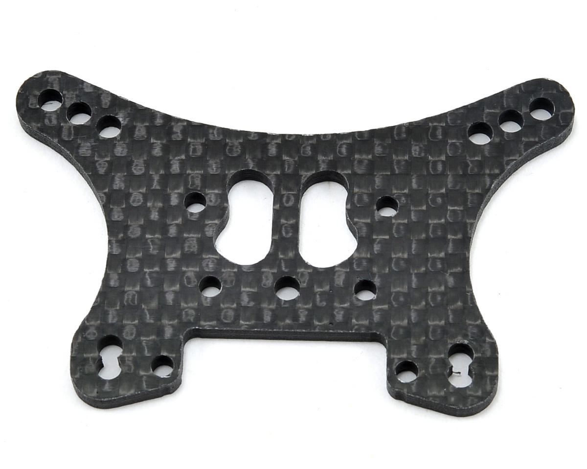 Xtreme Racing 3mm Carbon Fiber Rear Shock Tower