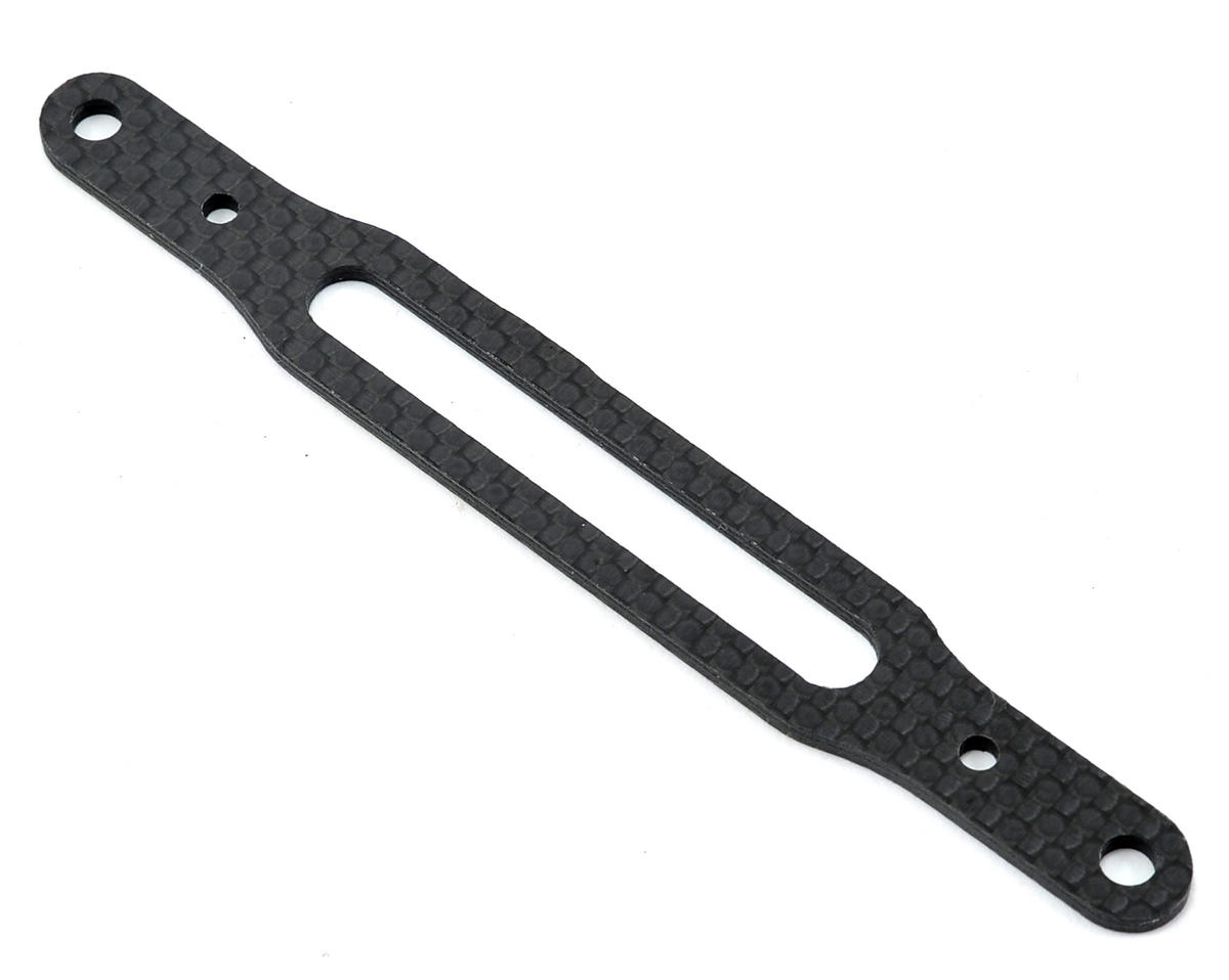Xtreme Racing 2mm Carbon Fiber Battery Strap (Losi Mini 8IGHT)