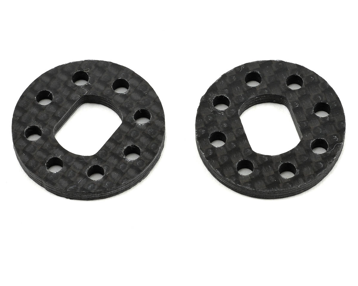 Xtreme Racing Carbon Fiber Brake Disk Set (2)