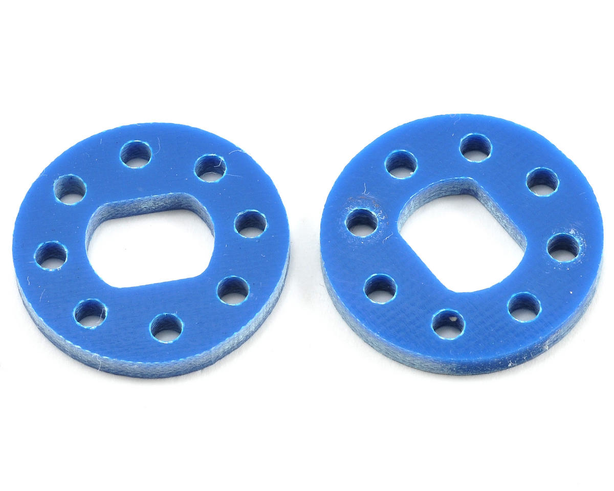 Xtreme Racing Losi Ten-T Brake Disk Set (Blue) (2)