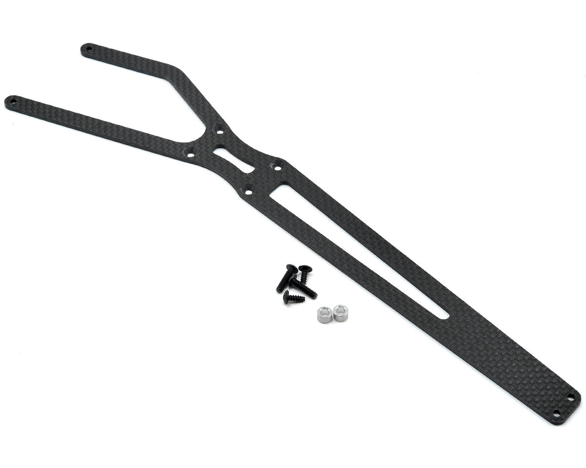 "Xtreme Racing 2.5mm Carbon Fiber ""Hybrid"" Top Plate (Long)"