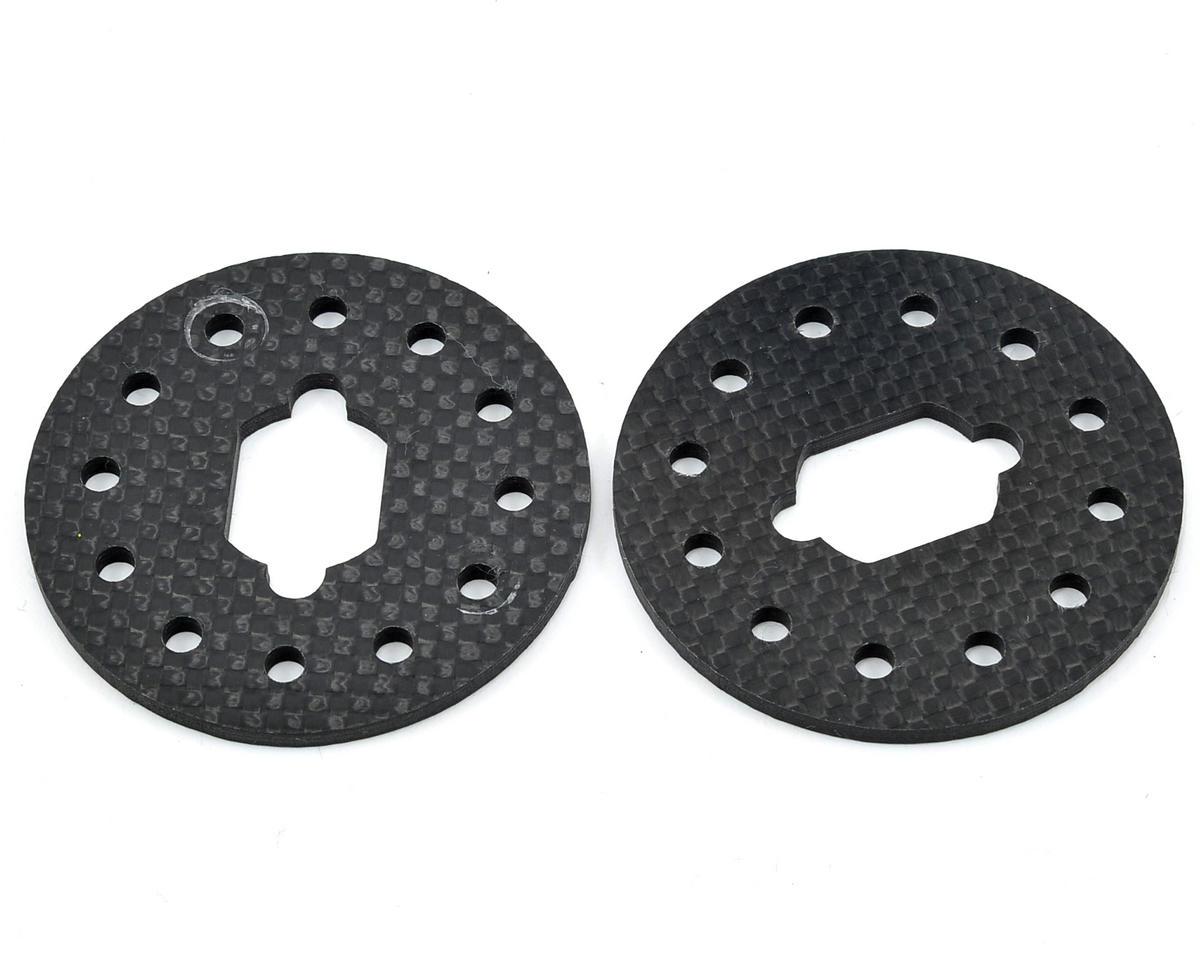 Xtreme Racing 3mm Carbon Fiber Brake Disk Set (2)