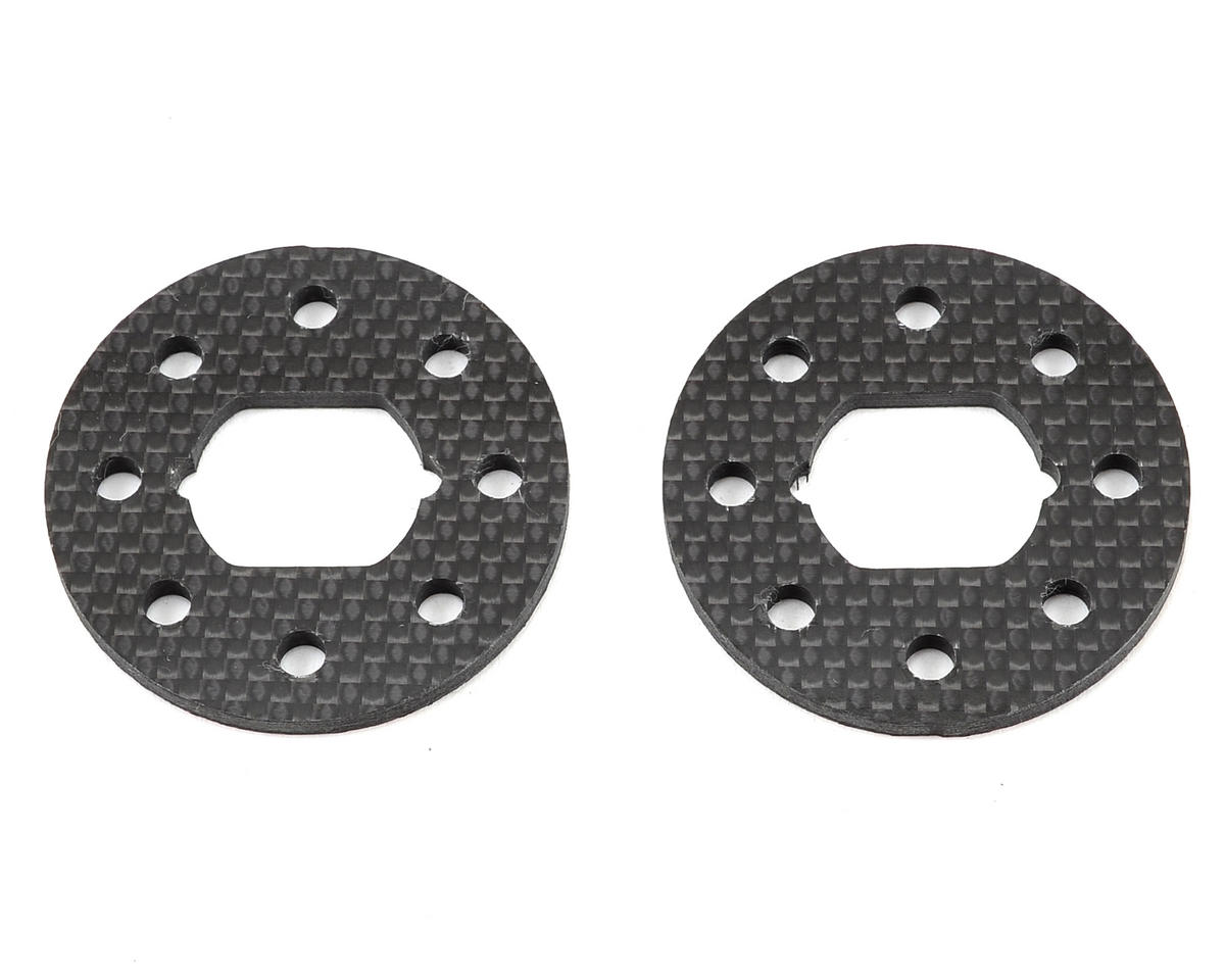 Xtreme Racing Losi Desert Buggy XL Carbon Fiber Brake Disk (2)