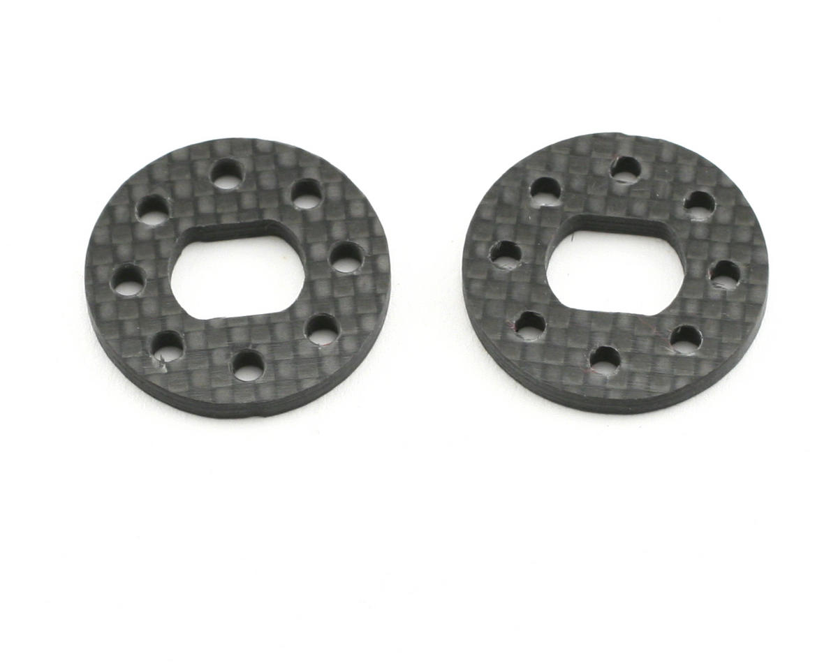 Xtreme Racing Team Associated RC8 Carbon Fiber Brake Disk (2)