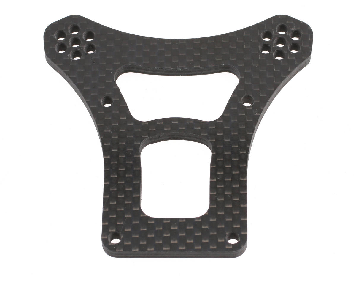 Xtreme Racing B44 Thick Carbon Fiber Front Shock Tower (4mm)