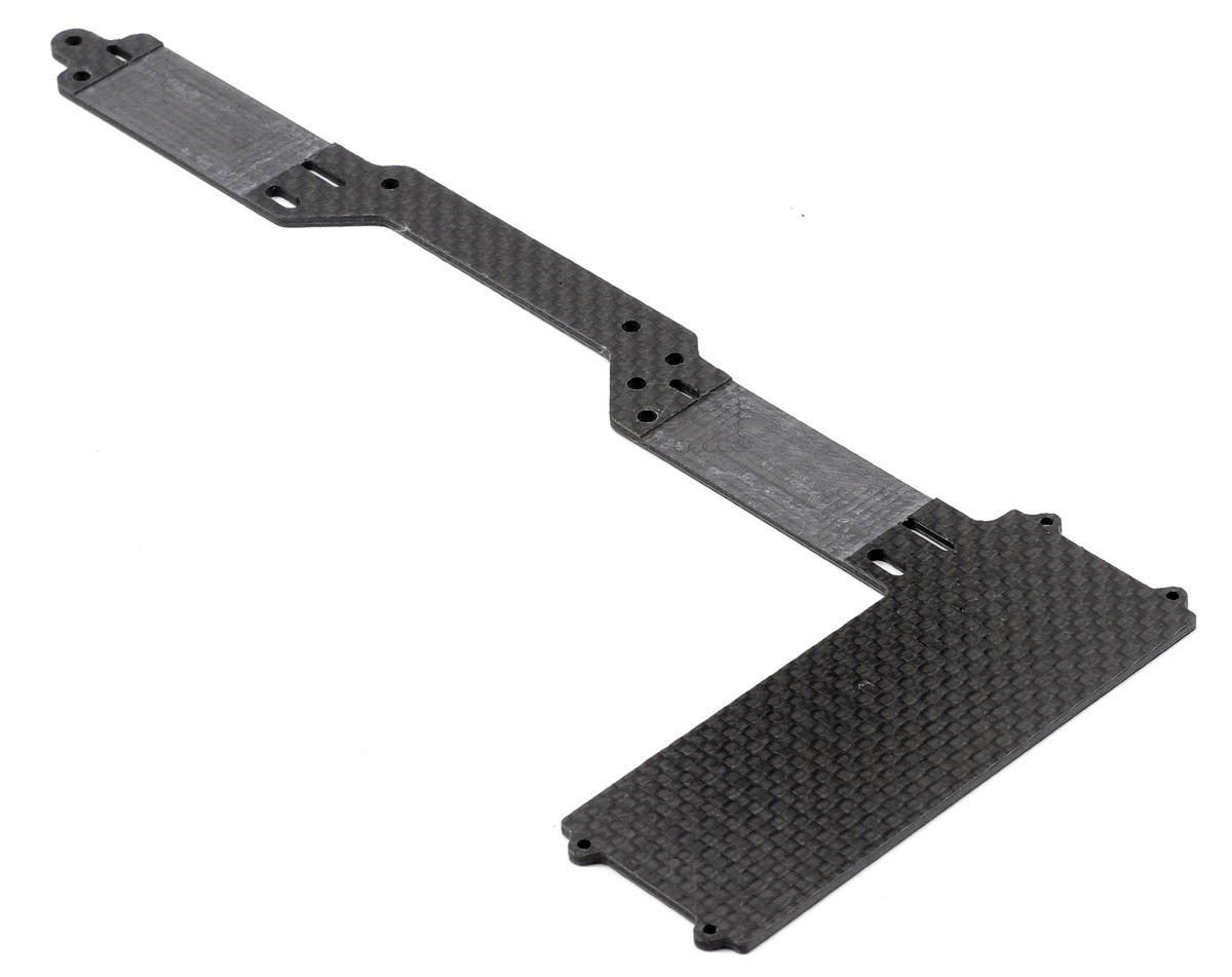 Xtreme Racing Durango DNX408 Carbon Fiber Radio Tray (Black)
