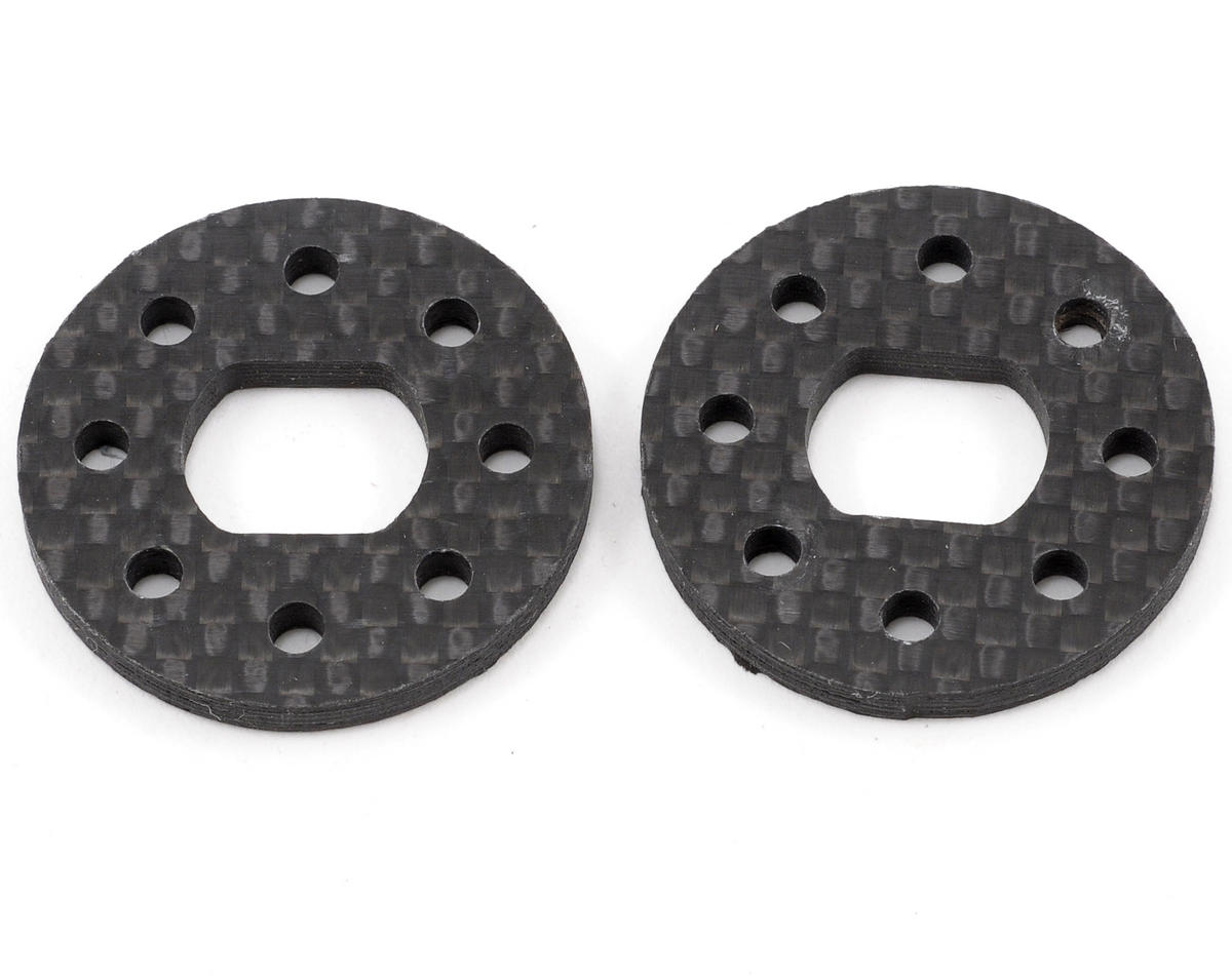Xtreme Racing Durango DNX408 Carbon Fiber Brake Disk Set (2)