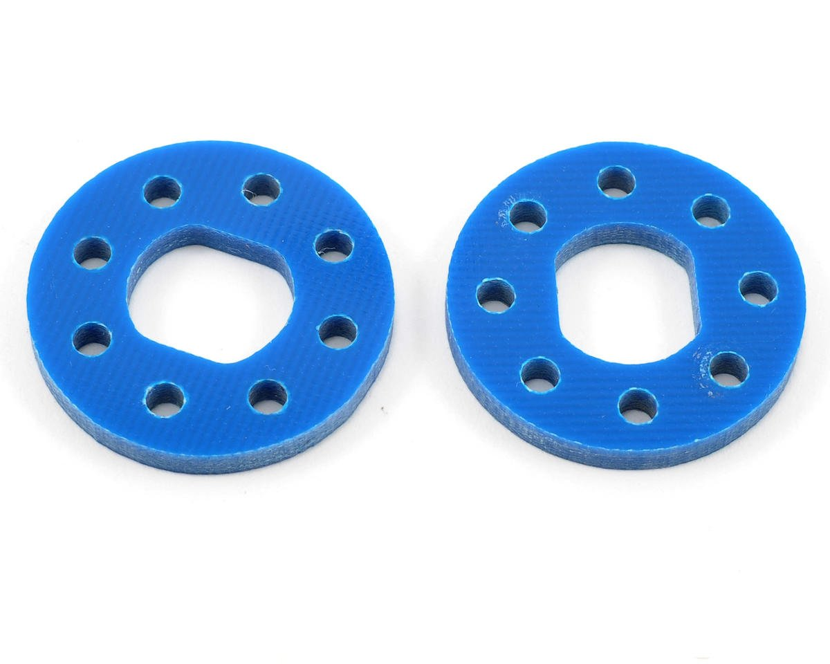 "Xtreme Racing  Car"" 3mm Brake Disk Set (2) (Xtreme Blue)"