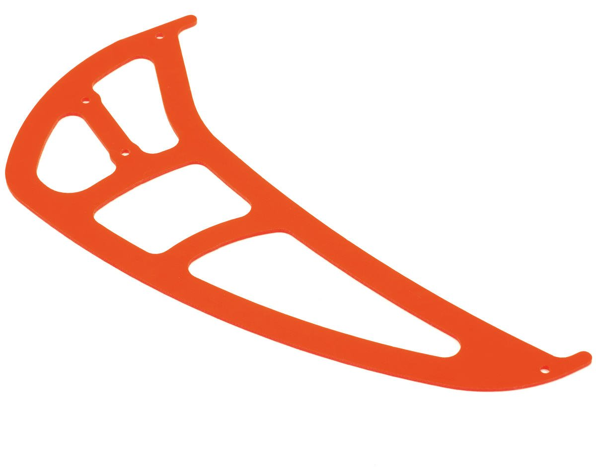 Xtreme Racing Heli Align T-Rex 700 High Visibility G-10 Tail Rotor Fin (Orange)