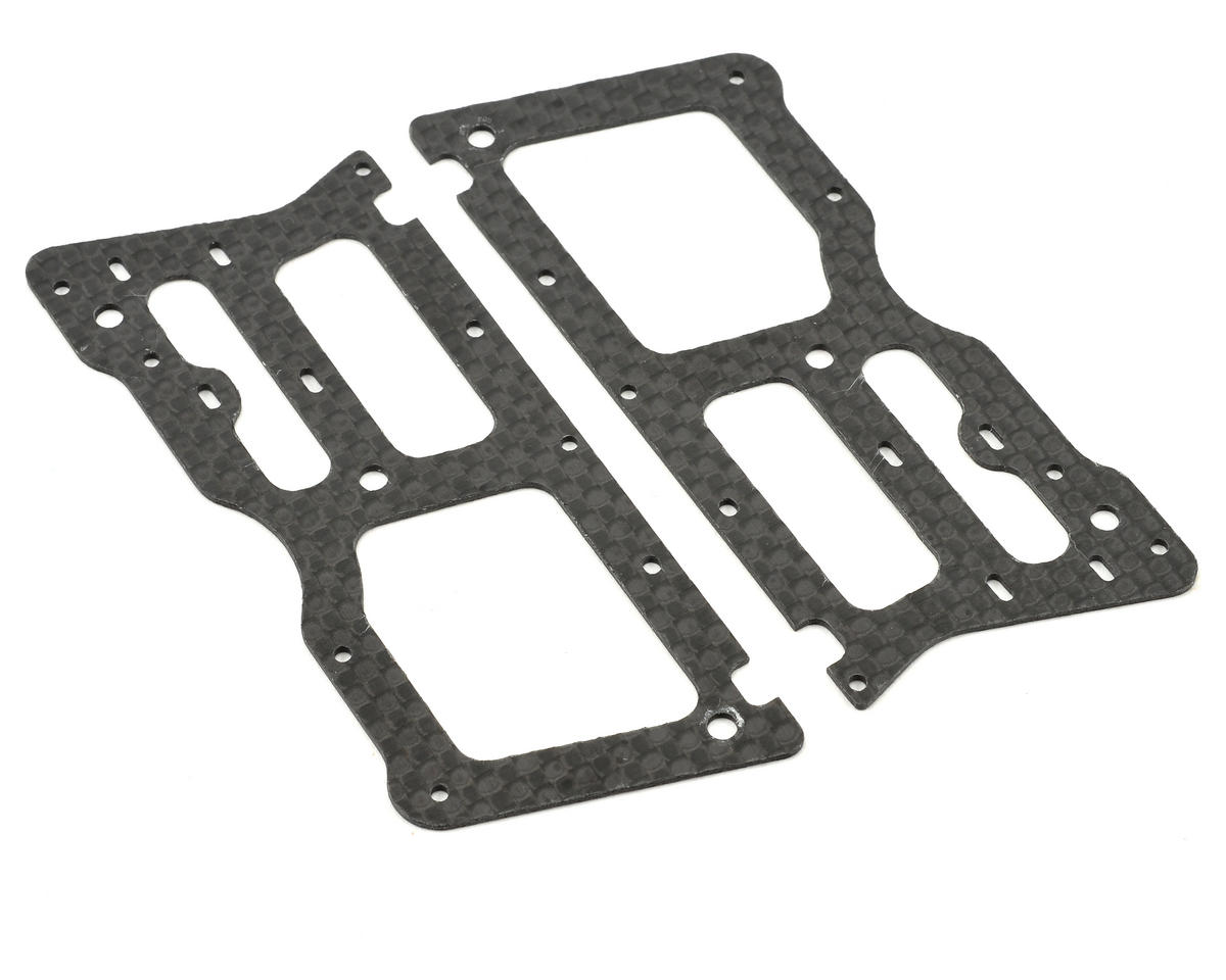 Xtreme Racing Heli Align T-Rex 250 Carbon Fiber Lower Frame (2)