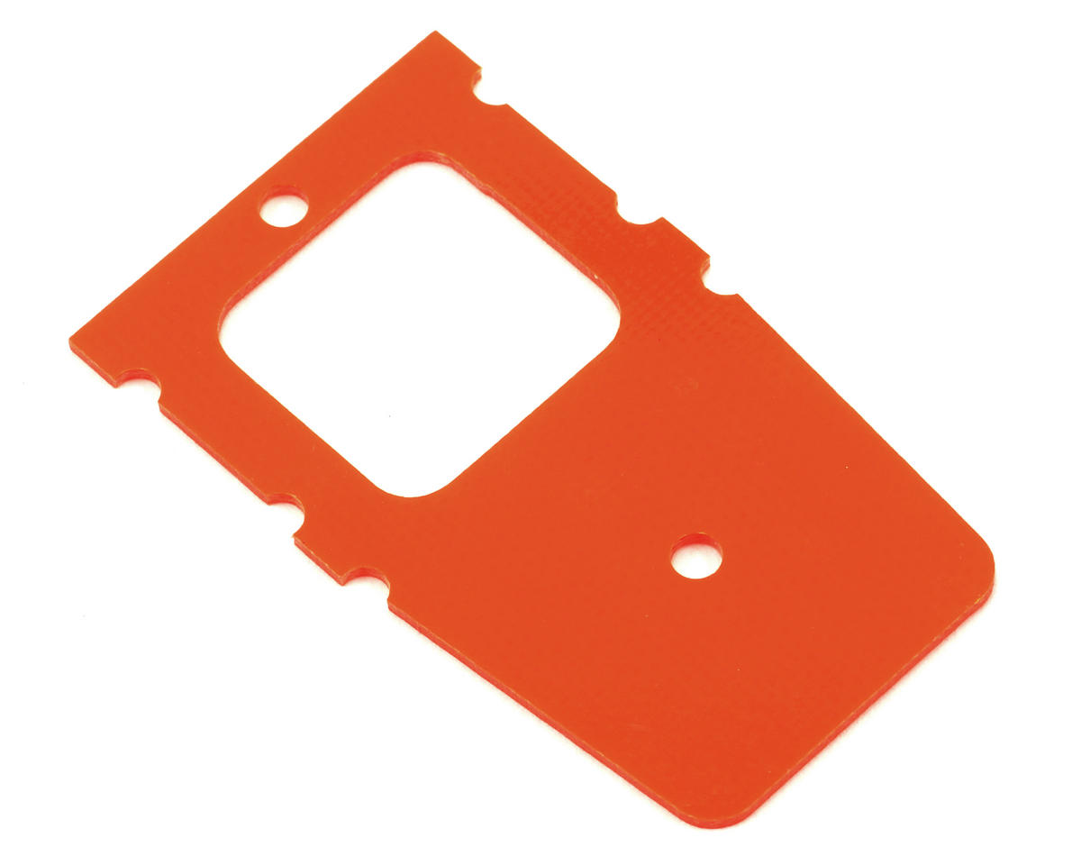 Xtreme Racing Heli Align T-Rex 250 High Visibility G-10 Gyro Mount (Orange)
