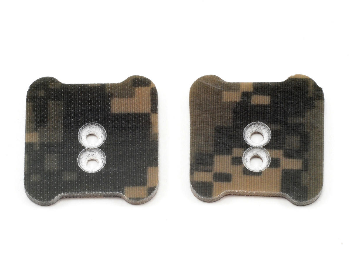 Xtreme Racing Axial AX10 Scorpion Carbon Fiber Axle Battery Mount (Digital Camo) (2)