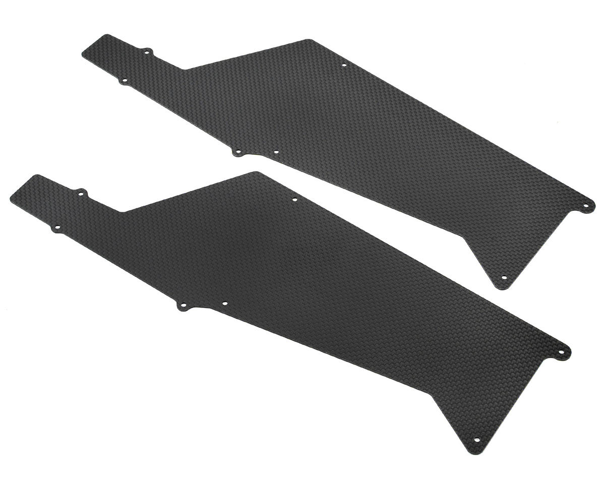 Xtreme Racing Axial Yeti XL Carbon Fiber Side Panels (2)