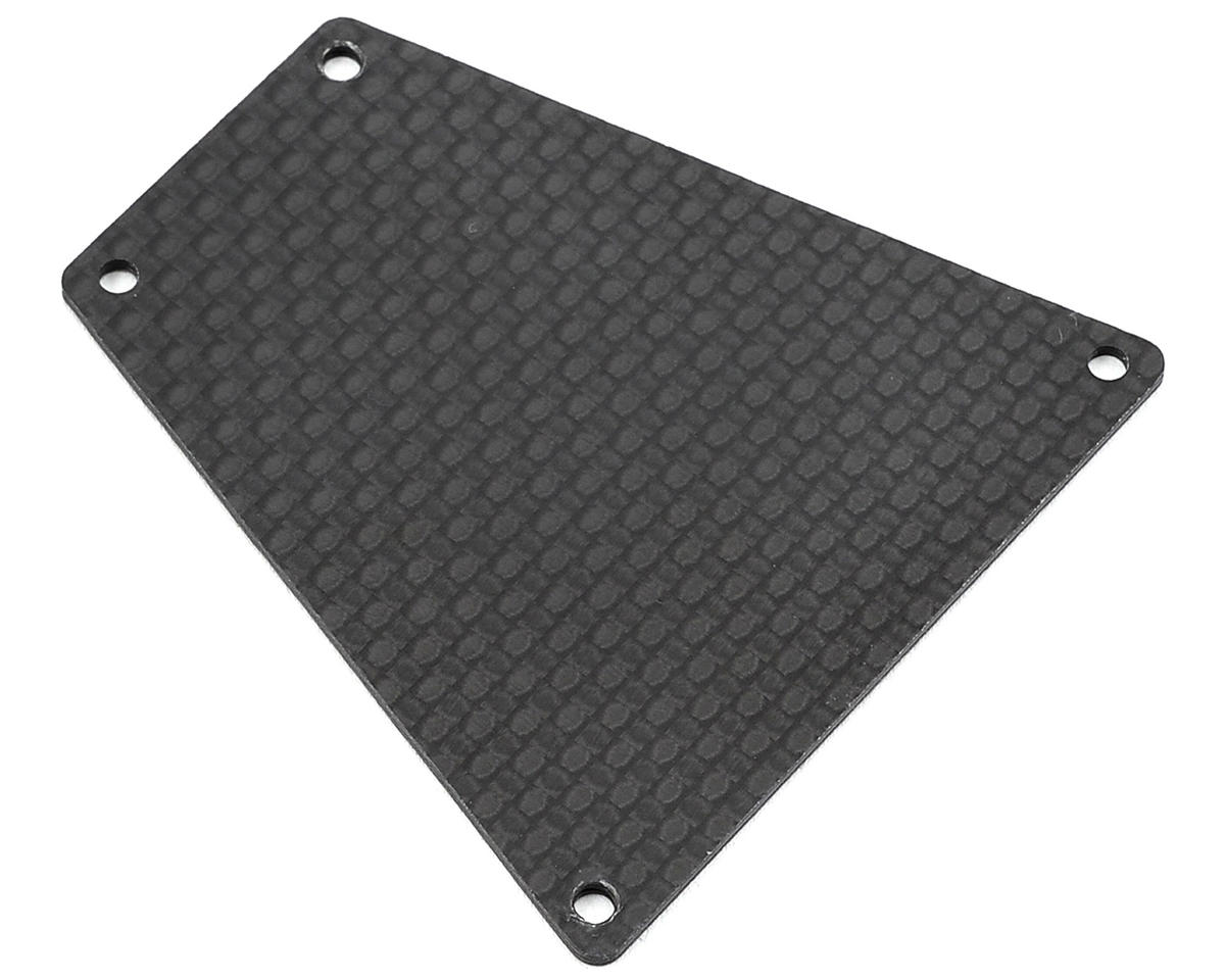 Yeti XL Carbon Fiber Bumper Insert by Xtreme Racing