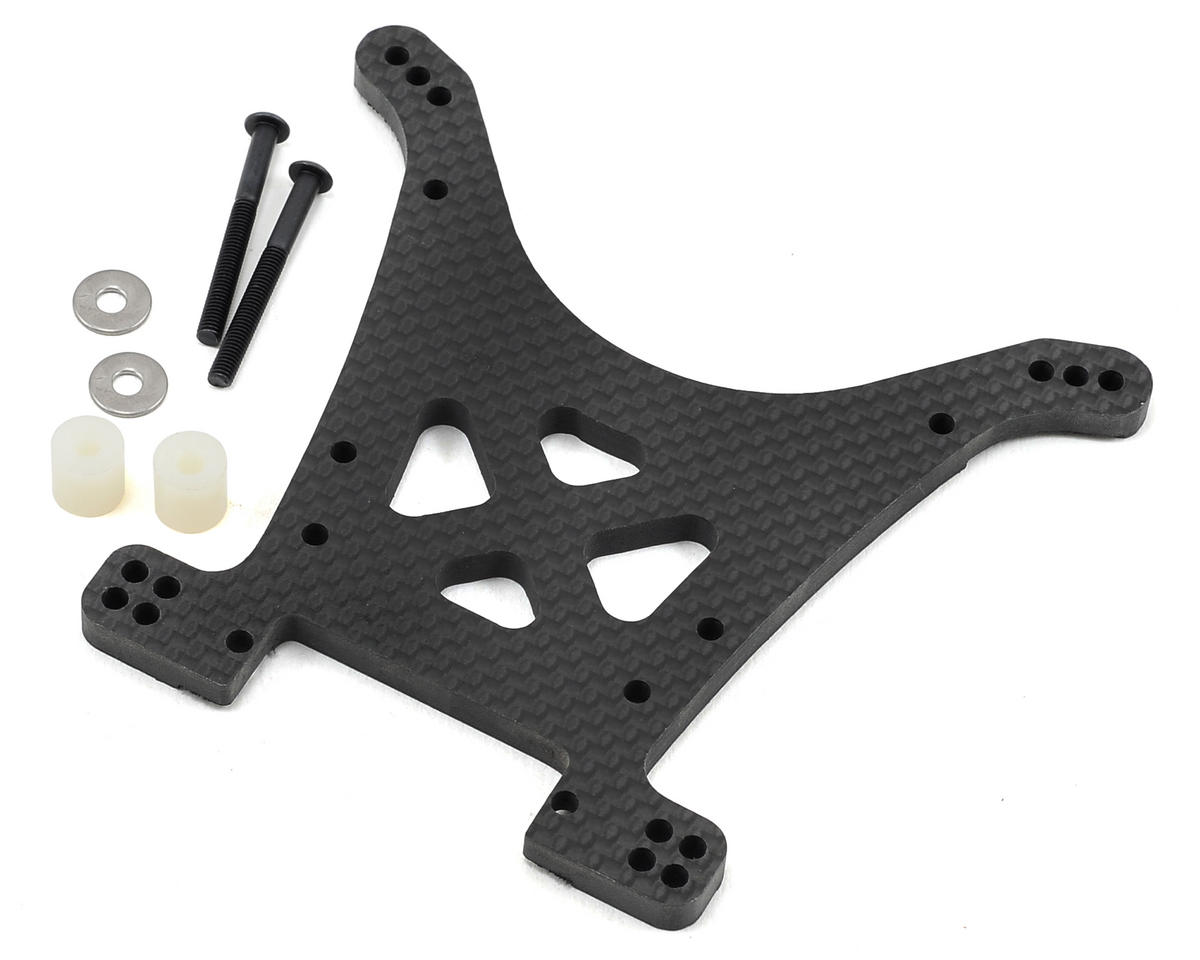 Yeti XL 5mm Carbon Fiber Front Shock Tower by Xtreme Racing