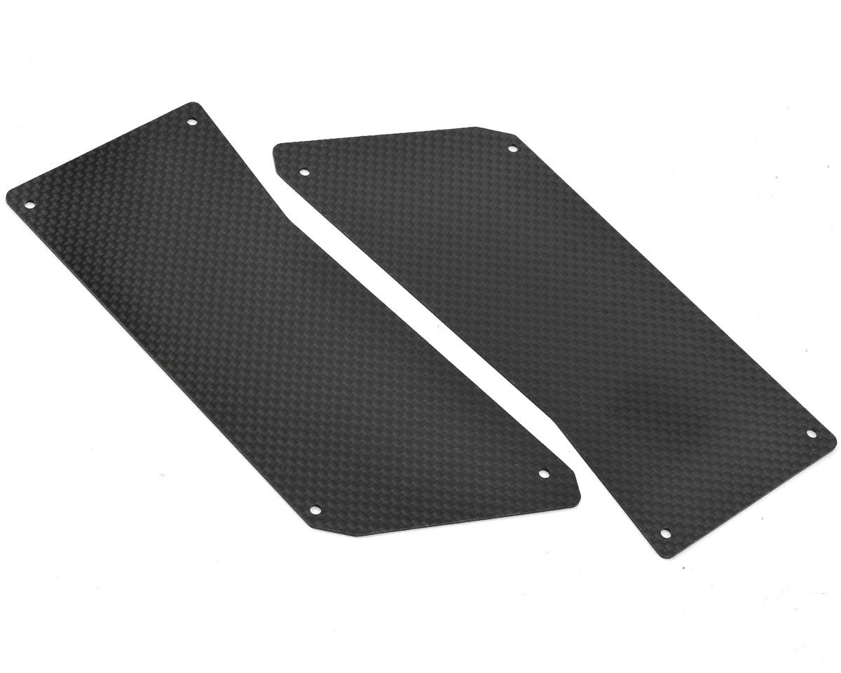 Xtreme Racing Axial RR10 Bomber Carbon Fiber Side Panels (2)