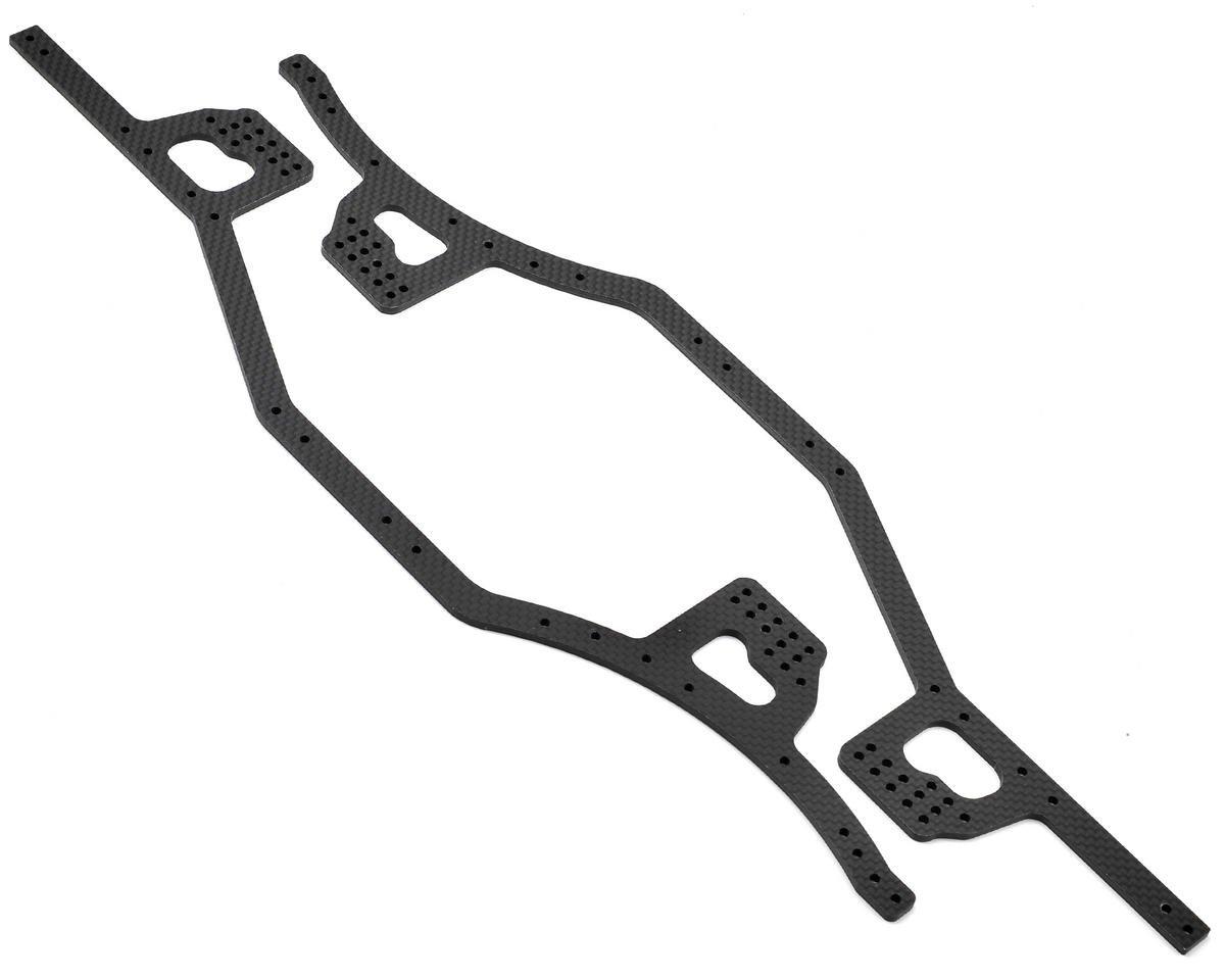 Xtreme Racing Axial SCX10 3mm Carbon Fiber Frame Rails V1 [XTR11870 ...