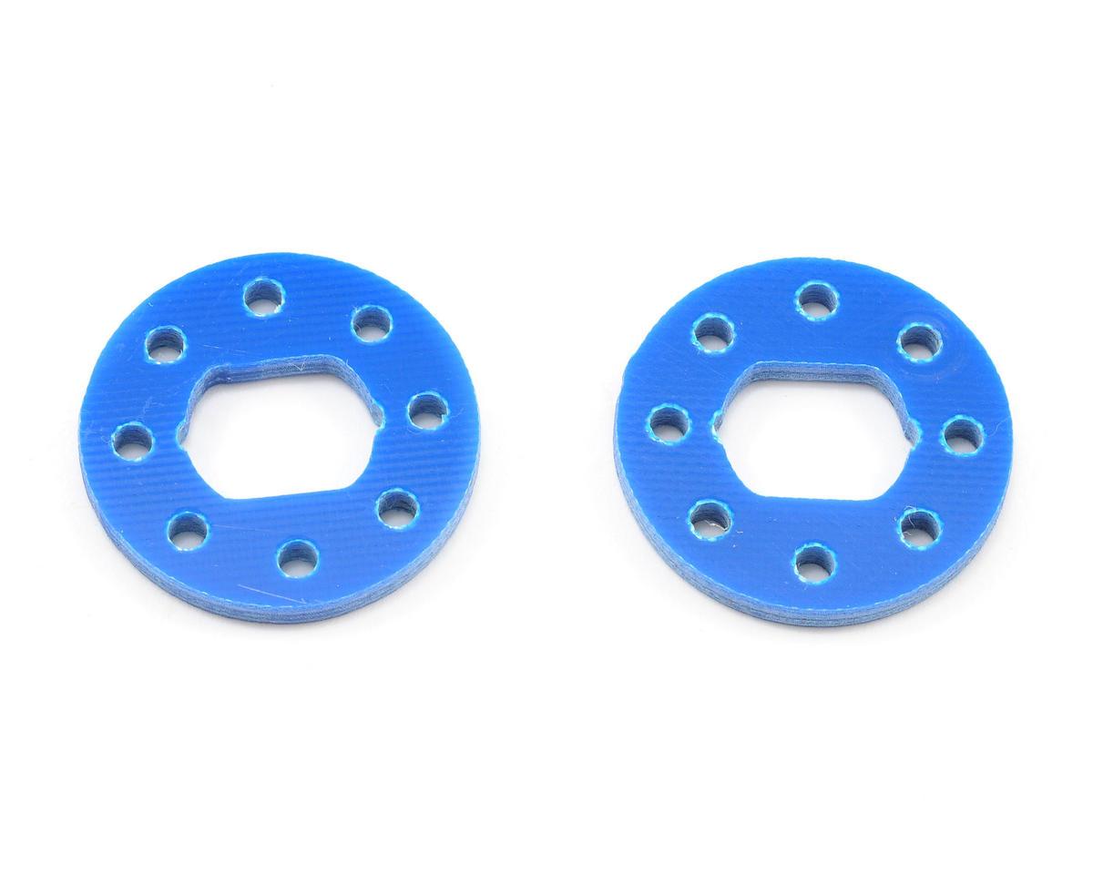 Xtreme Racing ies D8 G10 Brake Disks (Xtreme Blue) (2)
