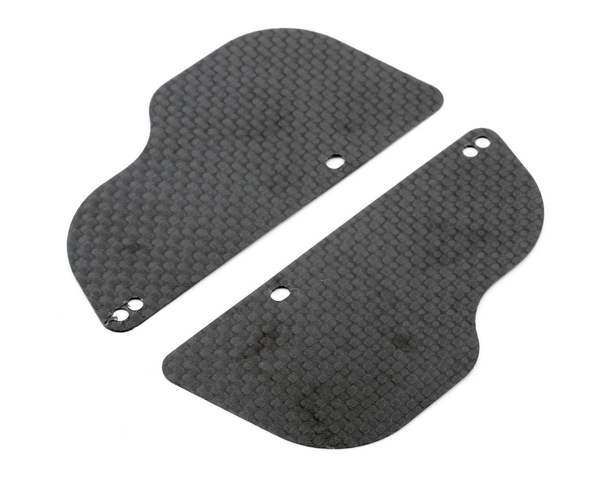 Xtreme Racing Hot Bodies D8 Rear Arm Mud Guard