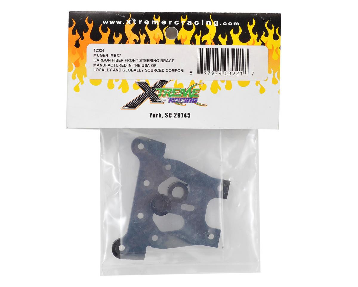 Xtreme Racing Mugen MBX7 Carbon Fiber Front Brace