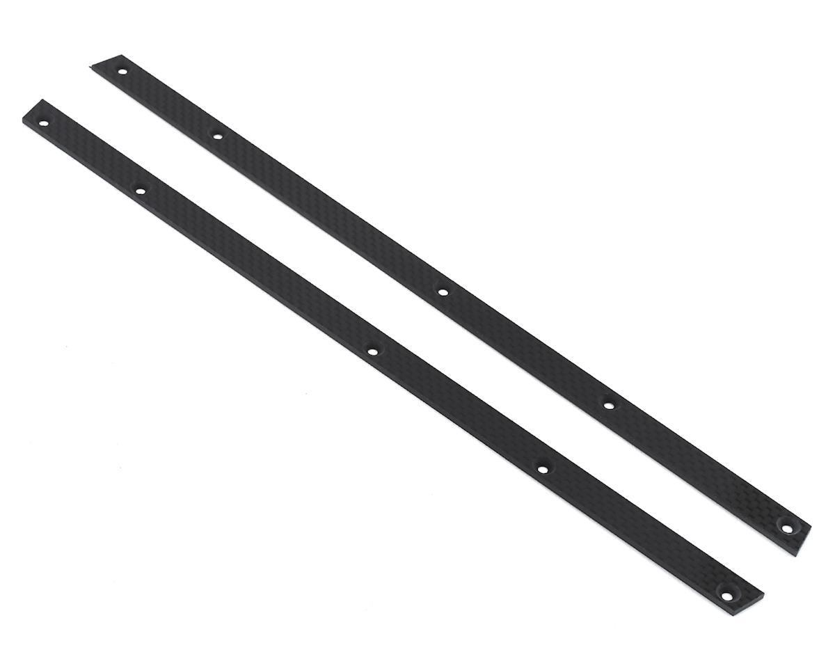 Xtreme Racing Arrma Infraction/Limitless 2.0mm Carbon Fiber Side Skirt (2)
