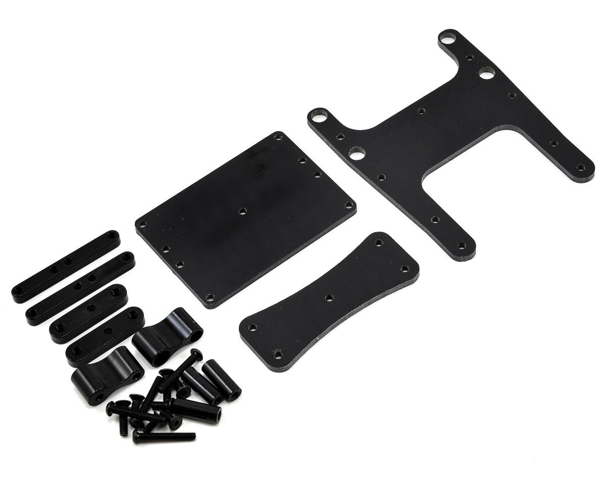 ECX G-10 Frame Extension (Black)