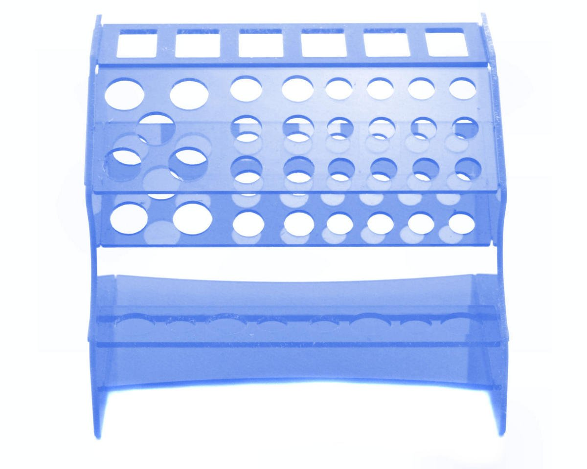 Xtreme Racing Lexan Tool Caddy (Blue)