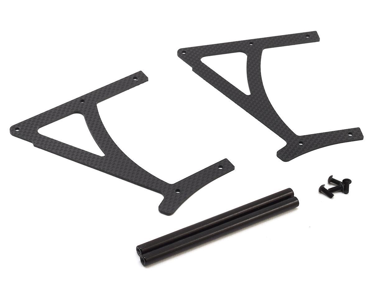 Carbon Fiber iCharger Stand by Xtreme Racing