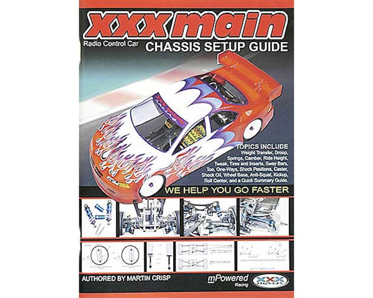 XXX Main B001 Touring Car Chassis Setup Guide [XXXB001]