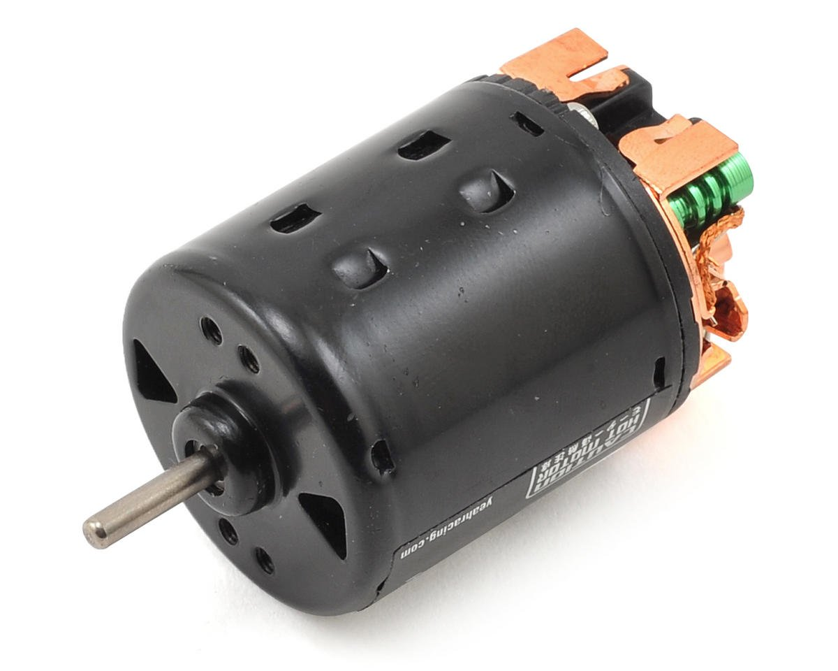 Hackmoto V2 540 Brushed Motor (80T) by Yeah Racing