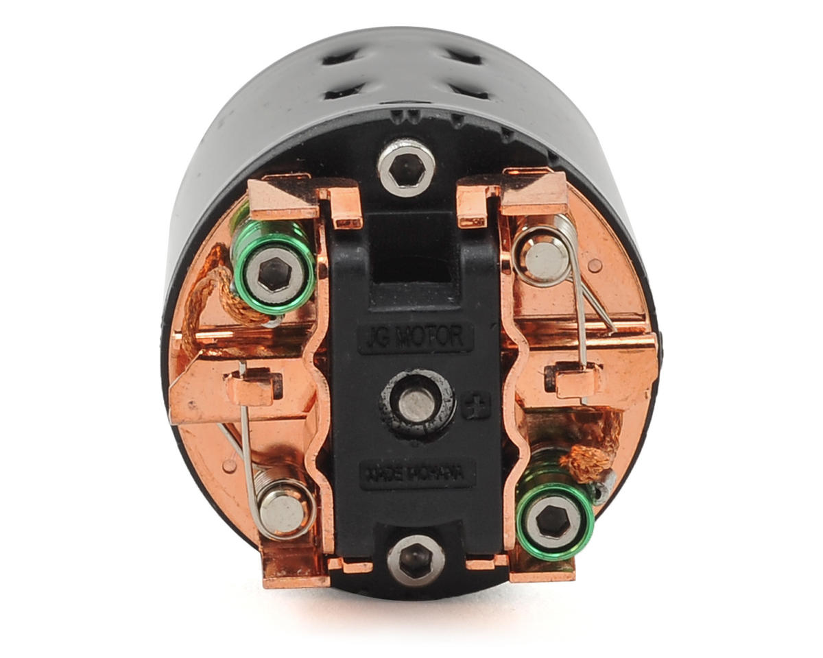 Hackmoto V2 540 Brushed Motor (17T) by Yeah Racing